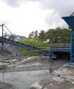 Máy rửa đá